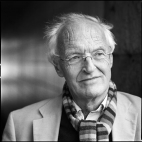Michael Frayn, English playwright and novelist