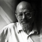 Allen Ginsberg, American poet and one of the leading figures of the Beat Generation
