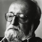 Krzysztof Penderecki, Polish composer and conductor