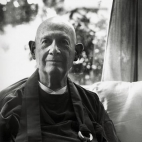 Philip Whalen, American poet and Zen Buddhist