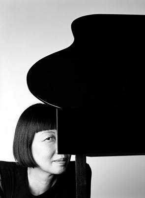 Margaret Leng Tan, Chinese concert pianist, world's first toy piano virtuoso